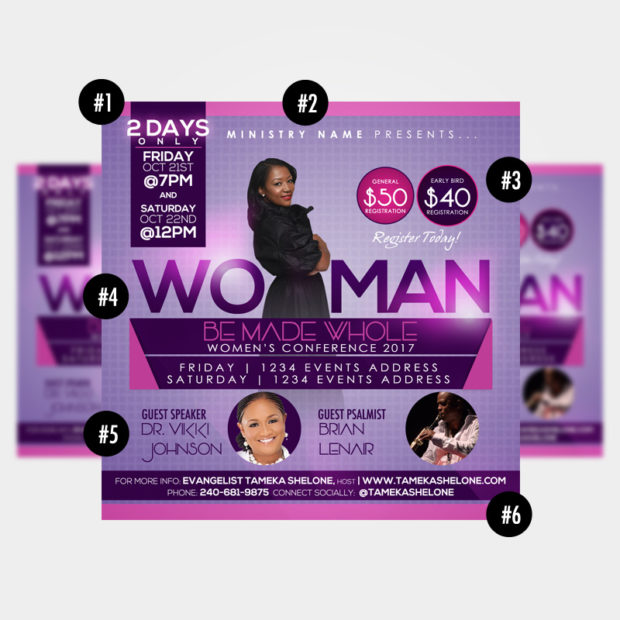 WomensConference-Template-Product